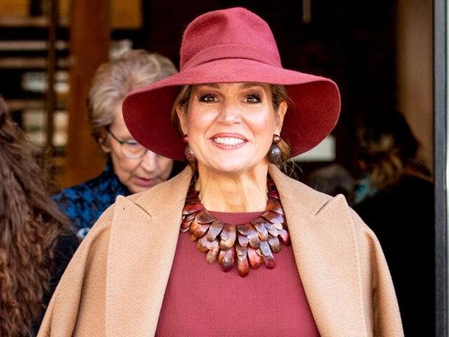 Netherlands Queen Maxima arrives in Pakistan