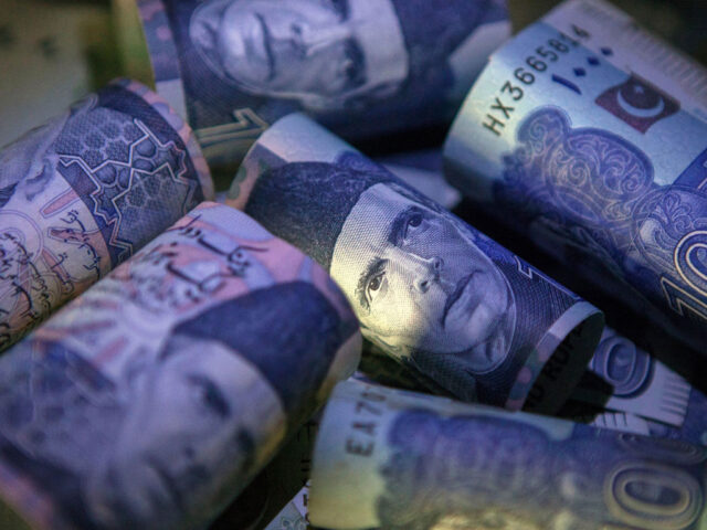 THE RUPEE: Modest rise on inter-bank market