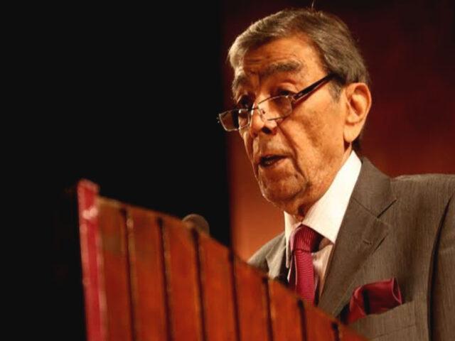 Zia Mohyeddin awarded prestigious 'Jinnah Medal'