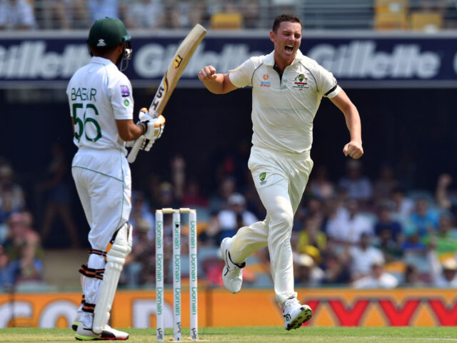 Pak vs Aus: Pakistan all out for 240, Rizwan's wicket falls as umpire ignores no-ball