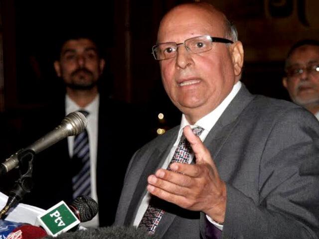 Ch Sarwar meets President