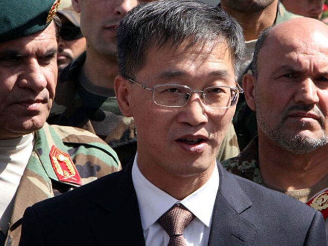 If US is concerned then where was it during Pakistan's time of need: Chinese envoy hits back at US