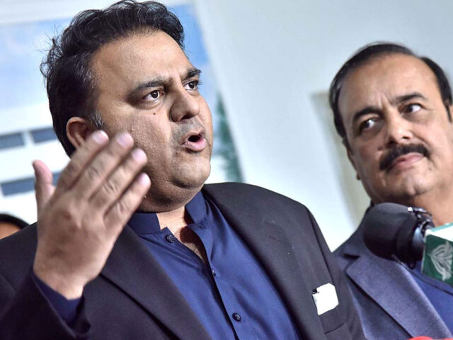 Fawad Chaudhry offers to help India in combating smog
