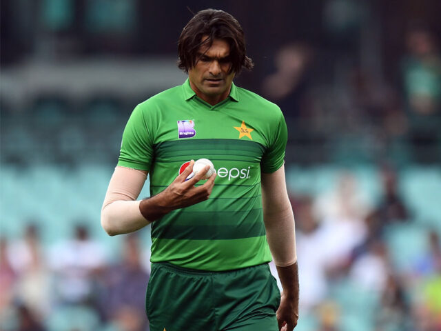Irfan's poor show against Australia 'embarrasses' experts