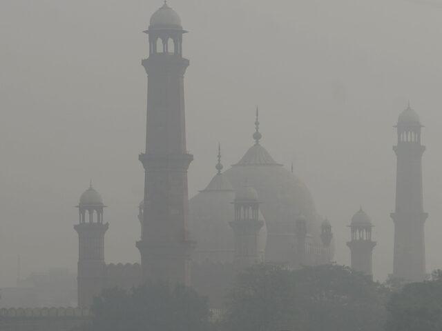 Lahore is choking