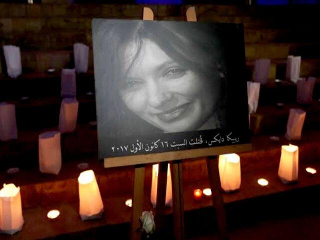 Lebanon sentences UK diplomat's murderer to death
