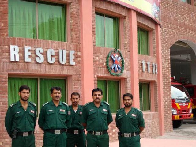 Pak rescue team gets recognition