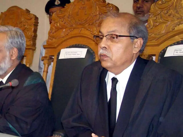 Justice Gulzar Ahmed takes oath as 27th Chief Justice of Pakistan