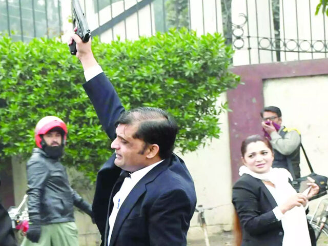 Two FIRs lodged against lawyers for attack on Punjab Institute of Cardiology