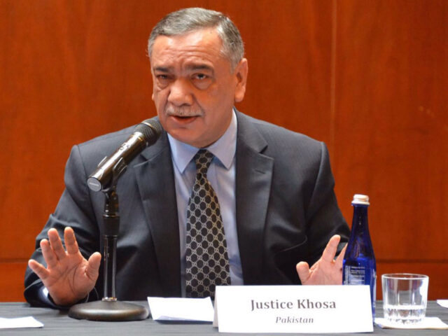 Chief Justice of Pakistan Asif Saeed Khosa to retire tonight