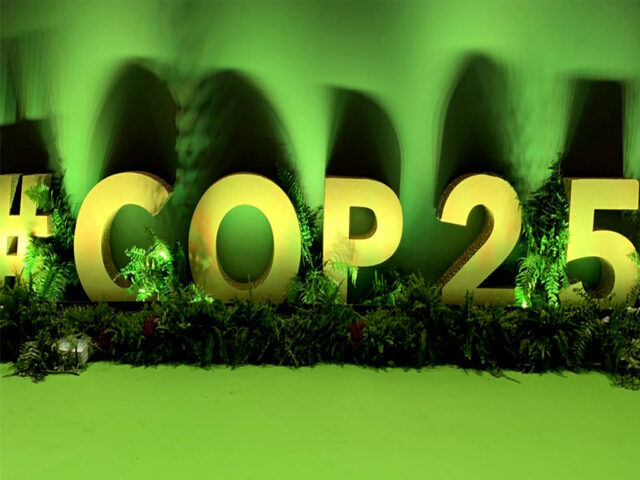 COP25 - not with a bang but a whimper