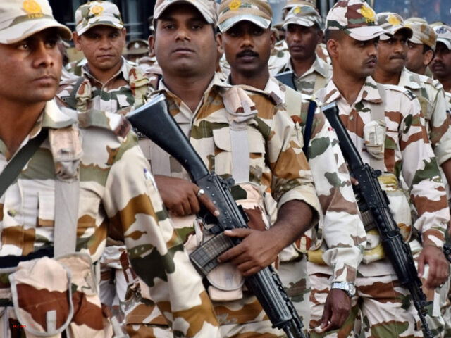 Six Indo-Tibetan Border Police personnel killed after firing among themselves