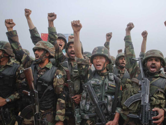 Chinese forces are coming to Pakistan for 'Warrior-VII' joint military exercise