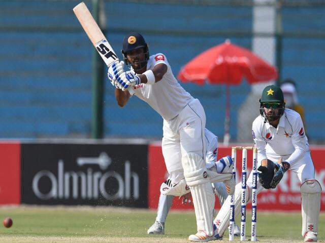 Second Test: Pakistan fight back after Sri Lanka