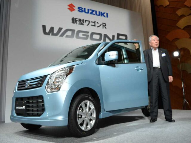 Despite sales decline, Pak Suzuki raises prices