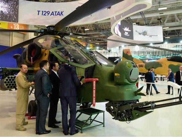 Turkish aerospace manufacturer opens office in Pakistan