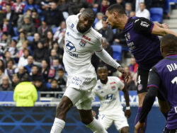 Toko Ekambi scores on Lyon debut as clubs remember Sala