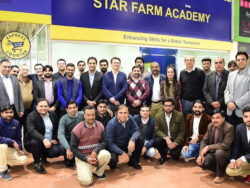 METRO inaugurates 'Star Farm Academy' for skilled youth