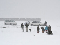 At least 61 killed as cold weather wreaks havoc in Azad Kashmir