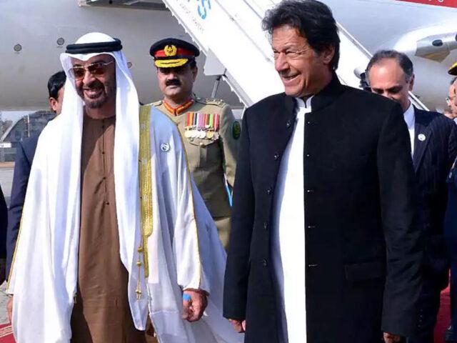 UAE crown prince to arrive in Pakistan tomorrow