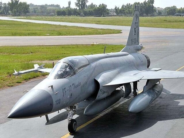 Pakistan, China JF-17 fighter jet gets major upgrade