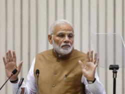 Warmongering Modi tells rally it will take India 10 days to defeat Pakistan