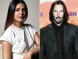 Priyanka Chopra might join Keanu Reeves in 'Matrix 4'