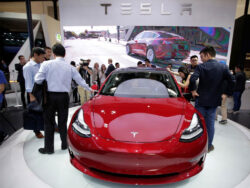 Pakistan willing to facilitate Tesla with free land, tax breaks if company interested: Fawad