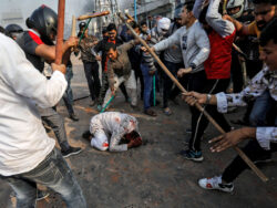 5 killed, 90 injured over CAA clashes as Trump arrives in New Delhi