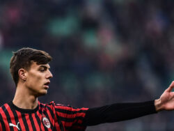 Daniel Maldini continues family dynasty at AC Milan