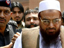 Hafiz Saeed convicted in two terror-financing cases