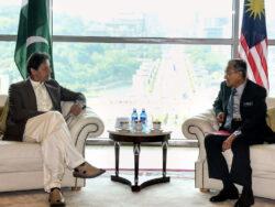 Pakistan, Malaysia sign extradition treaty
