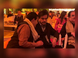Shatrughan Sinha spotted in Lahore