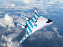 Check out! Airbus unveils its plane of the future