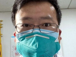 Chinese doctor who tried to raise alarm about coronavirus dies