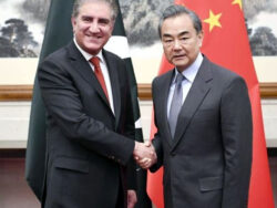'Pakistani students in China being treated like our own': Chinese FM assures