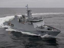 PNS 'YARMOOK', Pakistan Navy latest offshore patrol vessel