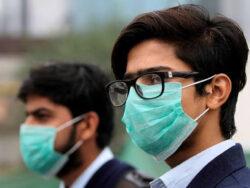 Demand for face masks rise in Peshawar amid coronavirus fears