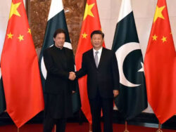 Pakistan stands firmly behind China in fight against coronavirus: PM tells Chinese president