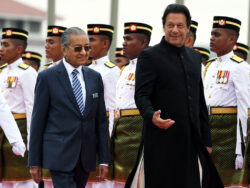 PM Imran Khan leaves for Malaysia on two-day visit