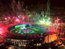 PSL 2020 star studded opening ceremony rocks Karachi