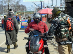 Youth in Kashmir say Indian Army is checking phones for VPN
