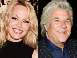 Pamela Anderson splits with her husband Jon Peters after 12 days of marriage