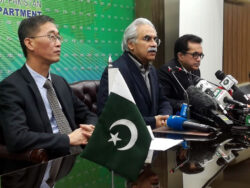 43 tests performed on samples from suspected patients from China came out negative: Mirza