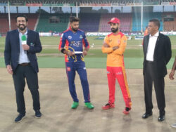 Karachi Kings knock Islamabad United out of HBL PSL2020