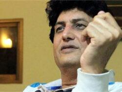 Khalilur Rehman Qamar comes under wrath of social media for abusing woman on live TV