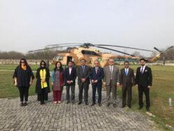 OIC delegation visits Line of Control