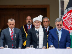 Economic benefits of Afghan peace