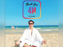 Ali Zafar thanks fans for crossing 4 million followers on Instagram