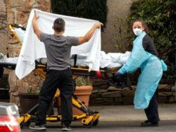 Washington confirms second coronavirus death